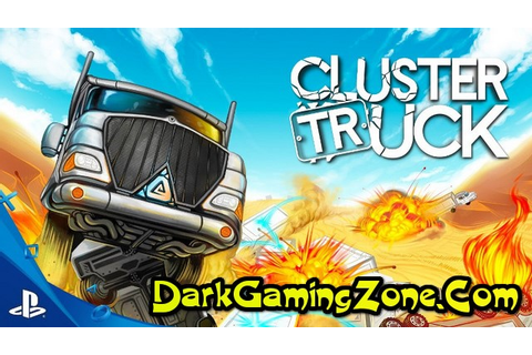 Clustertruck Game - Free Download Full Version For PC