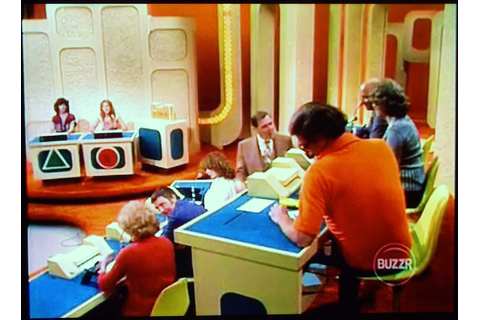 Match Game 73-78 set | Screen capture from Buzzr of a ...