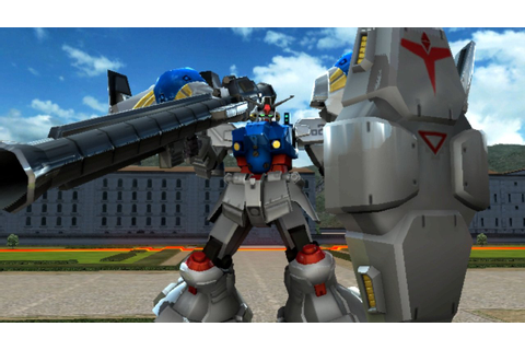 Mobile Suit Gundam: Extreme VS-Force Review (PS Vita ...