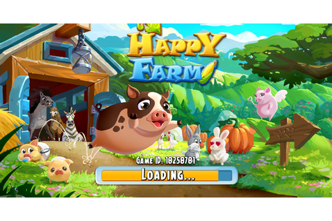 "Free Android Games "" Happy Farm : Candy Day "" An Online ..."
