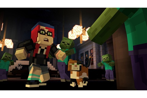 Minecraft Story Mode Episode 6 Free Download - Ocean Of Games