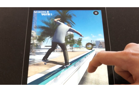 Tony Hawk's Shred Session App Review For iOS/Android - YouTube