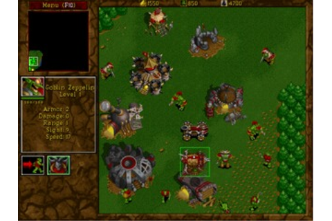 Warcraft II: Tides Of Darkness (DOS) Game Download