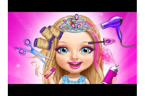 Sweet Baby Girl Beauty Salon 3 - Hair, Nails & Spa - Apps ...