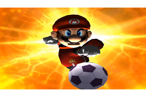 Mario Smash Football ::: First 30 Minutes ::: Gameplay ...