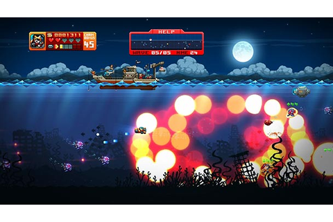 Aqua Kitty - Milk Mine Defender DX review - Tech-Gaming