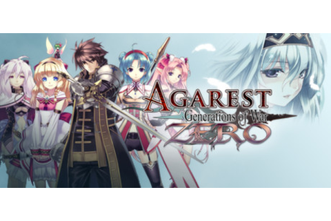 Agarest: Generations of War Zero on Steam