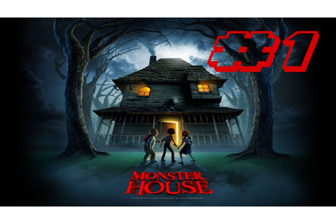 Monster House Gameplay Walkthrough Part 1 Chapter one ...