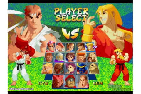 Street Fighter Alpha 2 [NTSC-U] ISO