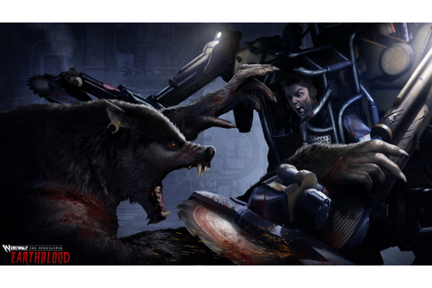 Werewolf: The Apocalypse - Earthblood Is An Action Brawler ...