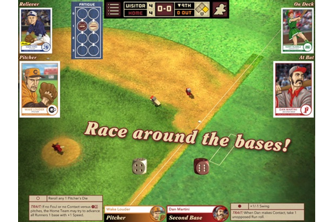 Bottom of the Ninth [Game Review] | App Review CentralApp ...