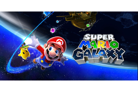 Super Mario Galaxy | Wii | Games | Nintendo
