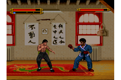 Dragon - The Bruce Lee Story (USA) ROM