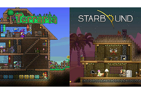 Starbound vs Terraria: Which is Better and Conclusion ...