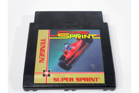 Super Sprint game for NES (Loose) | The Game Guy