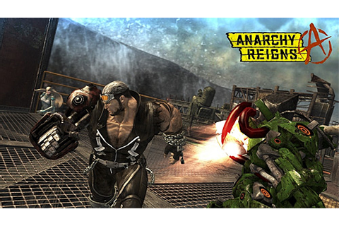 Anarchy Reigns (Xbox 360) Preview | GameDynamo