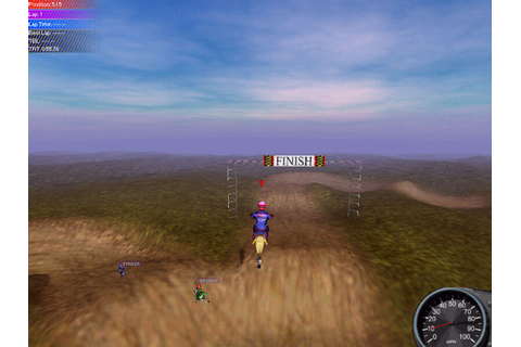 Download Motocross Madness (Windows) - My Abandonware