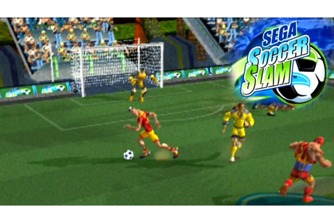 Sega Soccer Slam ... (PS2) - YouTube