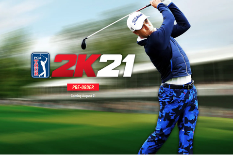 PGA TOUR 2K21 Confirmed to Arrive on PC and Consoles in August