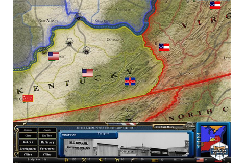Historická strategie Forge of Freedom | Games.cz