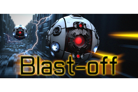 Blast-off on Steam