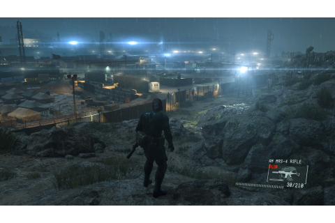 Nvidia releases MGS 5: Ground Zeroes PS4 vs PC comparison ...