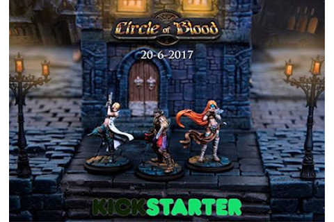 Tabletop Fix: Last Bullet Games - Circle of Blood ...