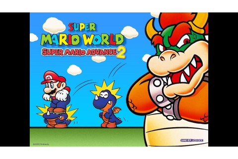 CGRundertow SUPER MARIO WORLD: SUPER MARIO ADVANCE 2 for ...