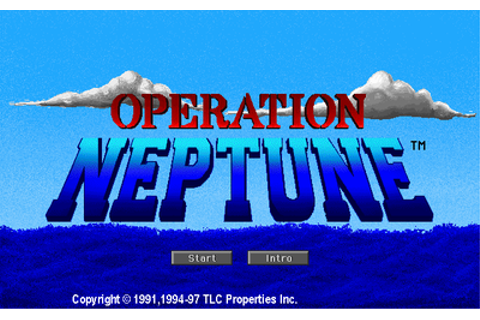 Operation Neptune (video game) - Wikipedia