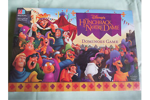 New SEALED Disney 039 s The Hunchback of Notre Dame ...