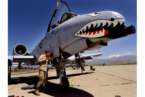 The A-10 Has Carried Out 11% Of US Airstrikes On ISIS ...