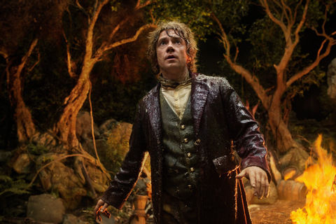 My adventures : The Hobbit: An Unexpected Journey