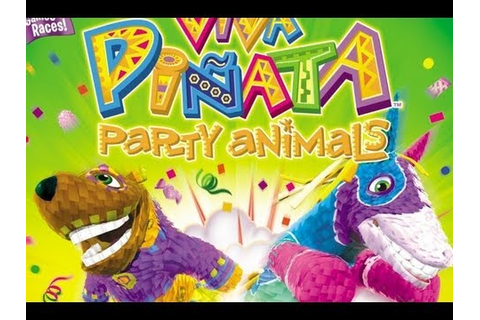 CGRundertow VIVA PINATA: PARTY ANIMALS for Xbox 360 Video ...