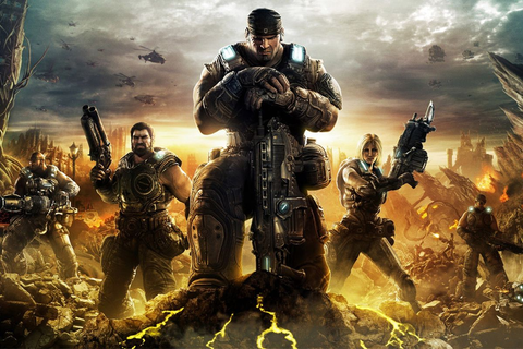 Microsoft acquires Gears of War from Epic, hires series ...