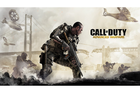 Call of Duty Advanced Warfare Theme for Windows 7, 8 And ...