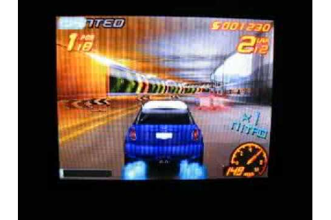 Asphalt Urban GT 2 - Nintendo DS (racing game) - YouTube