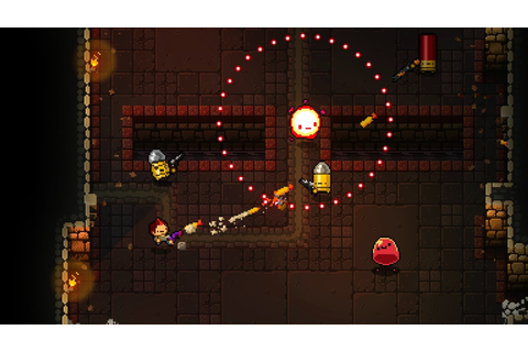 Enter The Gungeon | macgamestore.com