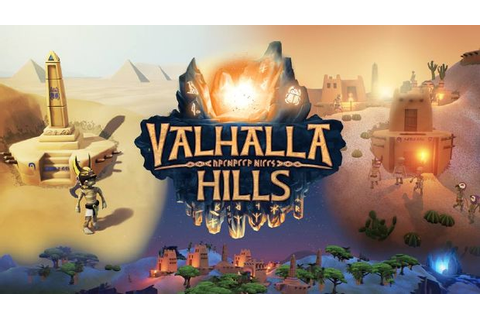 Valhalla Hills Free Download (v1.05.17 & Fire Mountains ...
