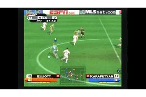ESPN MLS Extra Time - PlayStation 2 - IGN