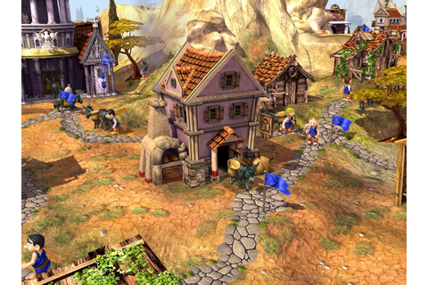 The Settlers 2 10th Anniversary Game - Free Download Full ...