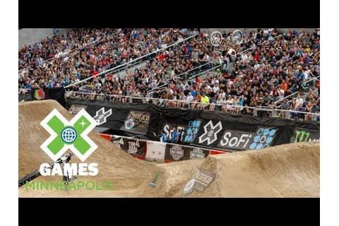 Brian Fox wins bronze in BMX Dirt | X Games Minneapolis ...