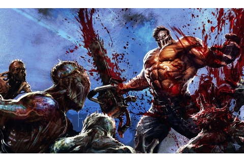 Splatterhouse Wallpaper and Background Image | 1765x1056 ...