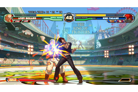 The King Of Fighters XII Gets New Fighters, Smoother ...