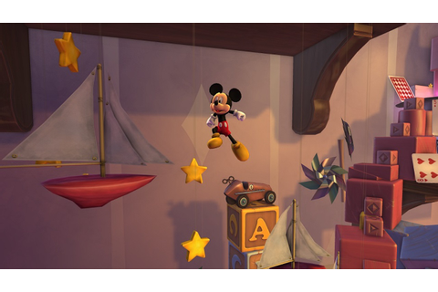 Castle of Illusion Starring Mickey Mouse's remake returns ...