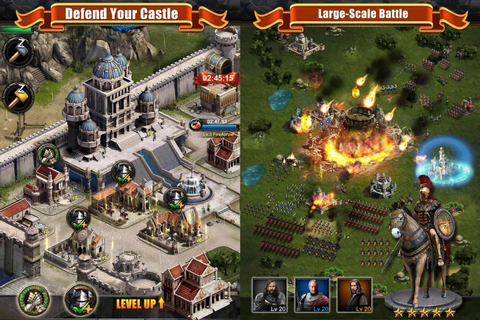Clash of Kings Throws Android Mobile Gamers Into Intense ...