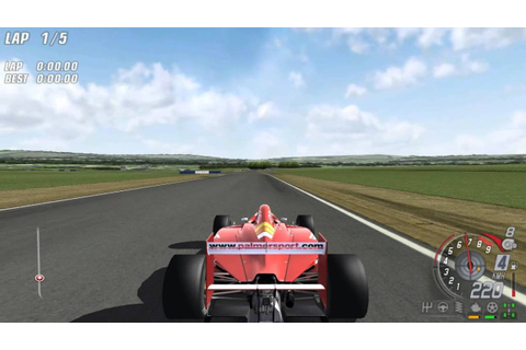 Toca Race Driver 3 - FORMULA 1 - TEST - GAMEPLAY - PC ...