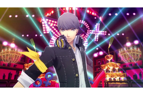 Persona 4: Dancing All Night Yu Narukami Trailer (Eng Subs ...