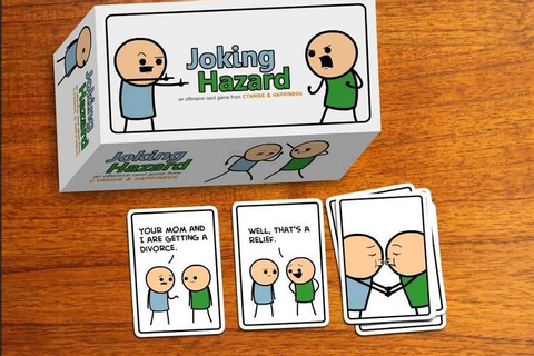 How Web Series 'Cyanide & Happiness' Raised $3.2 Million ...