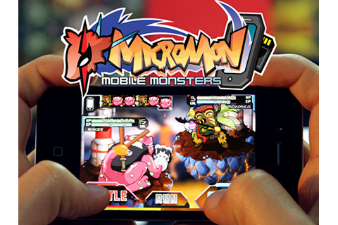 Micromon é o jogo mais popular do iPhone e iPad • Eurogamer.pt