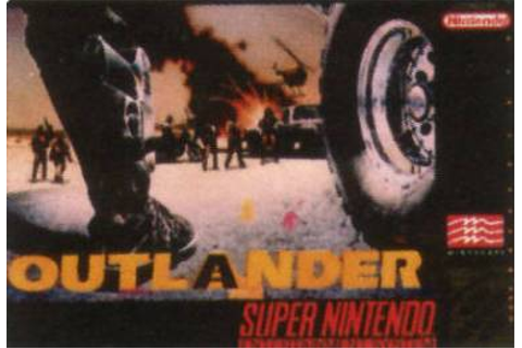 Outlander (video game) - Wikipedia